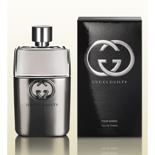 Gucci Guilty Eau De Toilette Men. 90 Ml