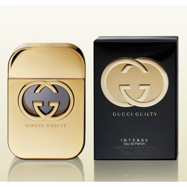 Gucci Guilty Intense Eau De Parfum Women.75 Ml