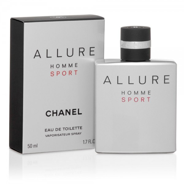 CHANEL ALLURE HOMME SPORT Eau de Toilette Men. 50ml