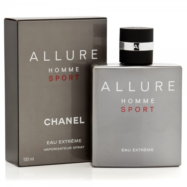 CHANEL ALLURE HOMME SPORT EAU EXTREME Eau De Toilette Men. 100ml