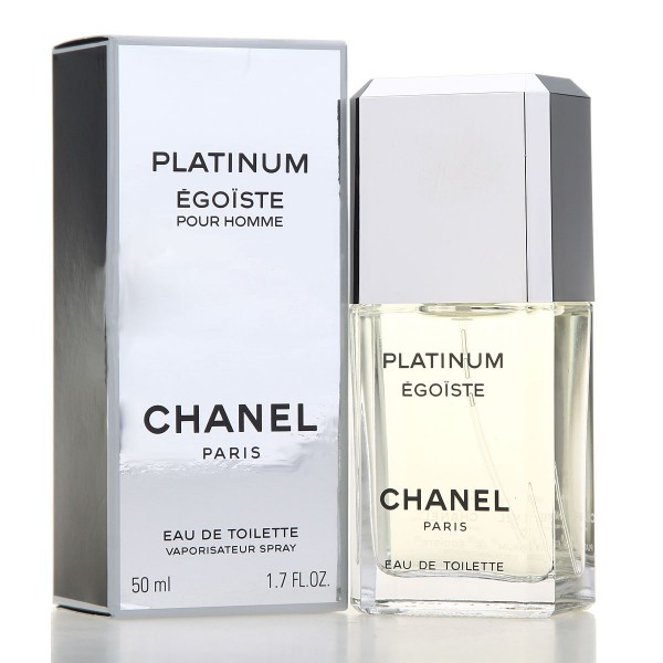 CHANEL PLATINUM ÉGOÏSTE Eau de Toilette Men. 50ml