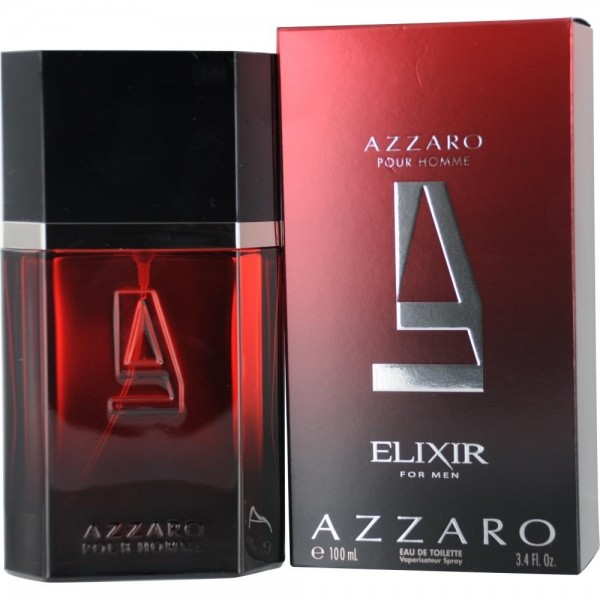 Azzaro Elixir Eau De Toilette Men.100Ml