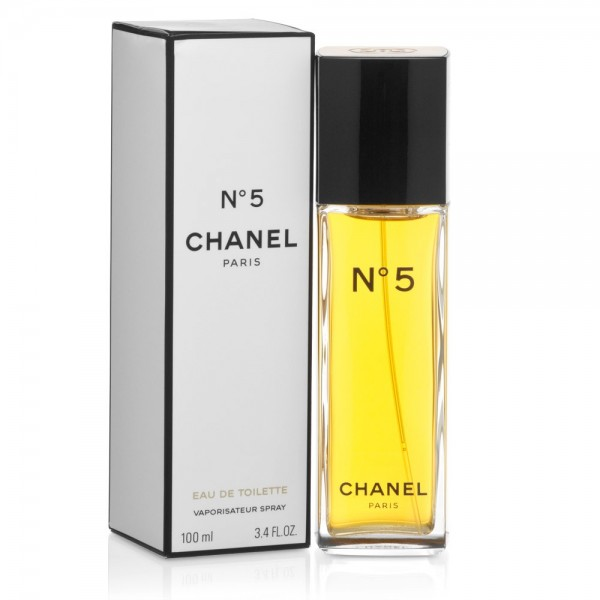 Chanel N°5 Eau de Toilette Women. 100ml