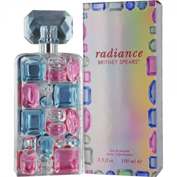 Britney Spears Radiance Eau De Parfum Women.100 Ml