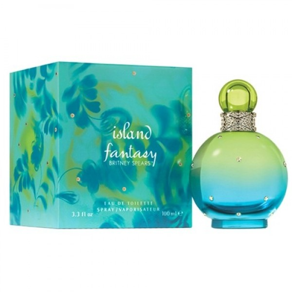 Britney Spears Island Fantasy Eau De Toilette  Women.100ml
